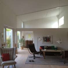 Hanne's house