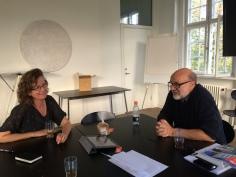 ANA meets Jens Kvorning