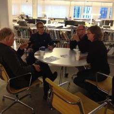 ANA meets Lundhagem