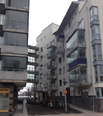 Housingproject in Linköping