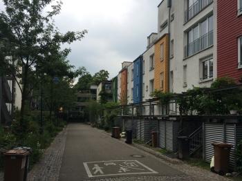 Street in Vauban
