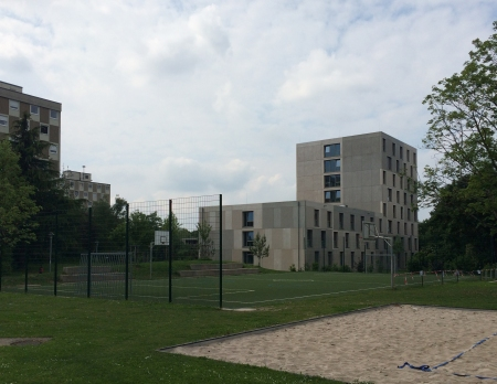 Studenthousing Seepark