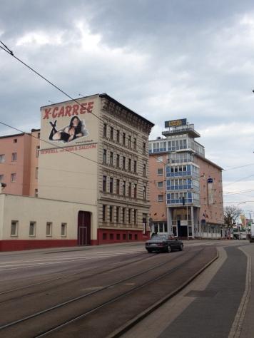 Halle Landsbergerstrasse