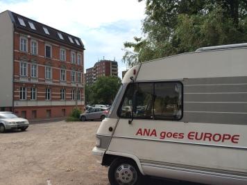ANA in Halle Glaucha