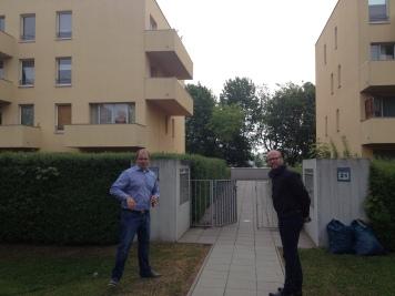 ANA meets Tino Hartlep in Leinefelde