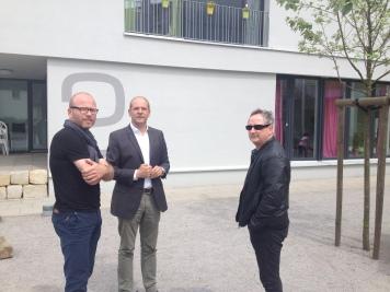 ANA meets Torsten Kleinebekel & Christian Becker in Lemgo
