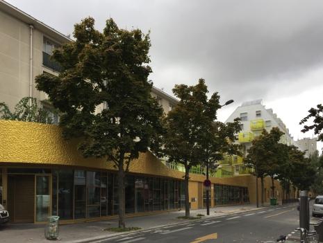 Paris 20°, Agence Bernard Buhler Architectes, Paris, 2017 © ANA architecten