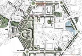 Plattegrond vernieuwingsplan