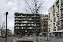 Hunziker- centrale plein